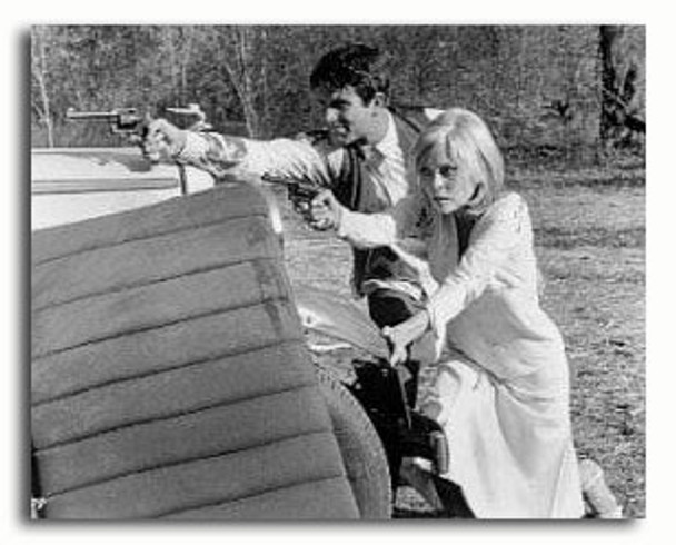 (SS2156518) Cast   Bonnie and Clyde Movie Photo