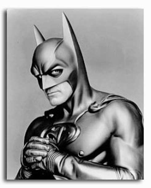 (SS2156674) George Clooney  Batman & Robin Movie Photo