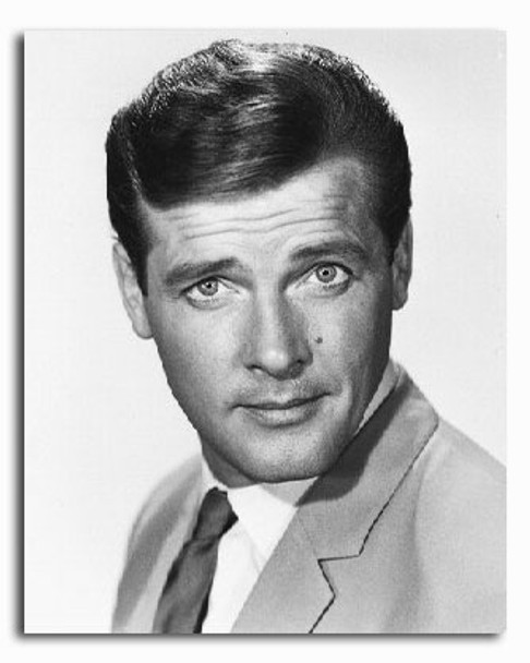 (SS2214186) Roger Moore  The Saint Movie Photo