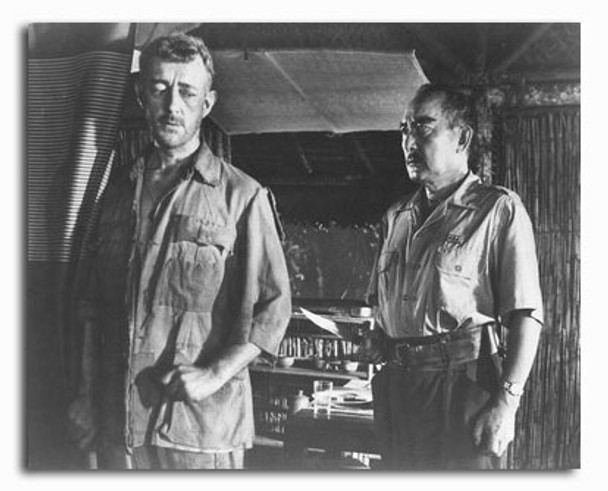 (SS2294305) Cast   The Bridge on the River Kwai Movie Photo