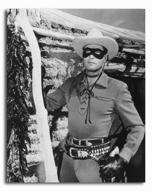 (SS2309983) Clayton Moore  The Lone Ranger Movie Photo