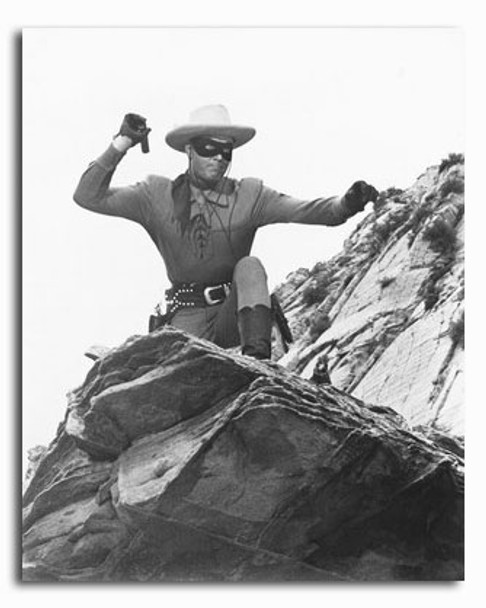 (SS2309996) Clayton Moore  The Lone Ranger Movie Photo