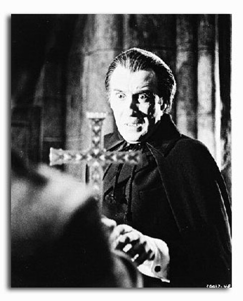 (SS2121678) Christopher Lee  Dracula Has Risen  Movie Photo