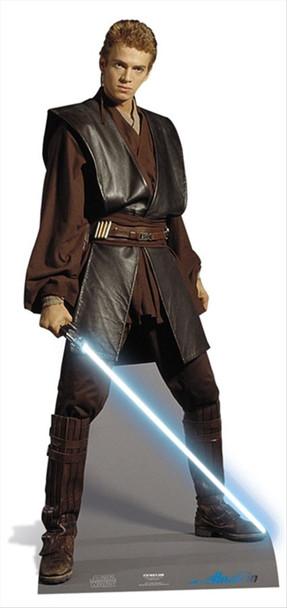 Anakin Skywalker from Star Wars Cardboard Cutout
