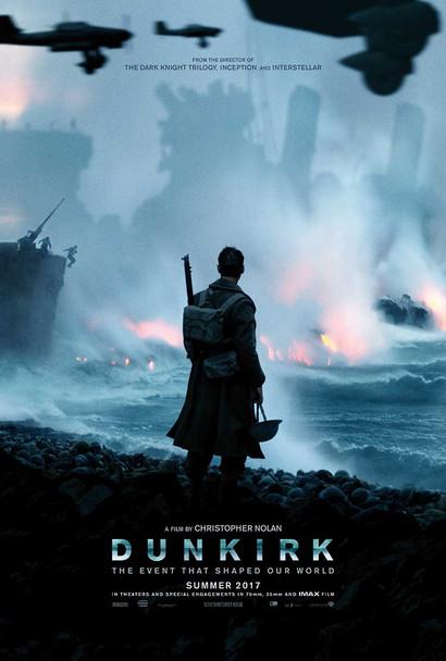 Dunkirk Original Movie Poster – Advance Style