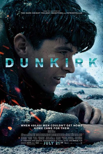 Dunkirk Original Movie Poster – Final Style (Fionn Whitehead)