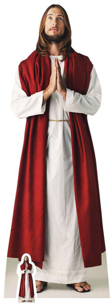 Jesus Christ Lifesize Cardboard Cutout / Standup / Standee