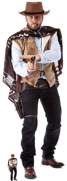 Cowboy Cardboard Cutout / Standup