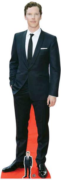 Benedict Cumberbatch Lifesize Cardboard Cutout / Standee