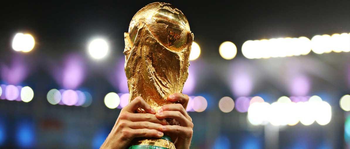 World Cup 2018 Football themed cardboard cutouts and masks