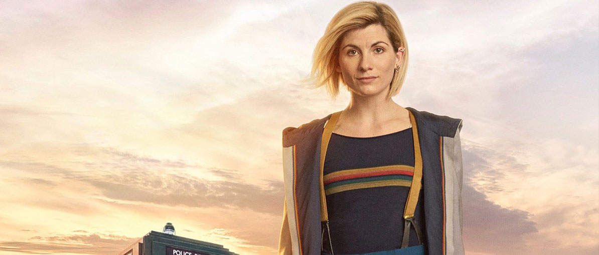 The 13th Doctor Jodie Whittaker - Series 11 Doctor and Companions Cardboard Cutouts available now!
