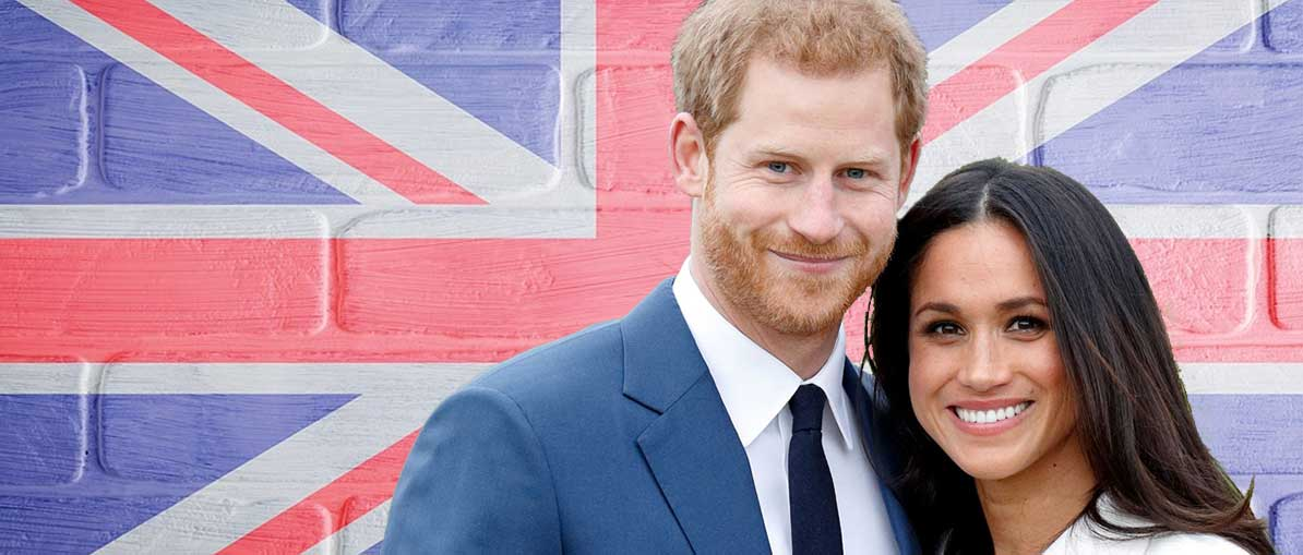 The Royal Wedding 2018 - Prince Harry and Meghan Markle Cardboard Cutouts and themed masks