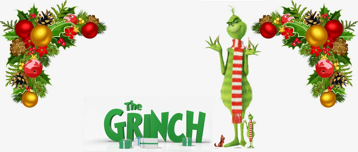 The Grinch Lifesize Cardboard Cutout