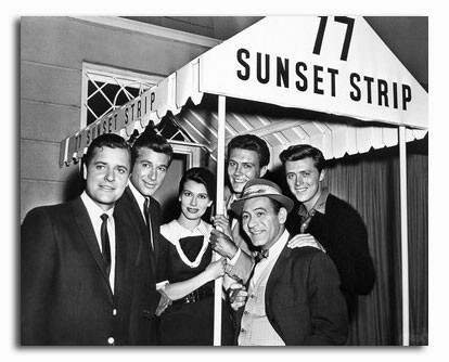 Ss2320799 Television Picture Of 77 Sunset Strip Buy