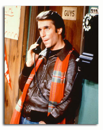 Christmas movies henry winkler star red meaning