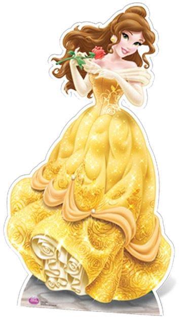 Disney S Belle Images: Belle Disney Princess Cardboard Cutout / Standee Buy