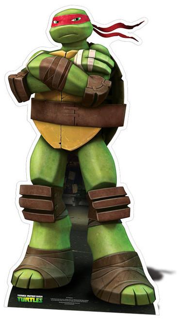 Raphael teenage mutant ninja turtles lifesize cardboard - Tortue ninja raphael ...