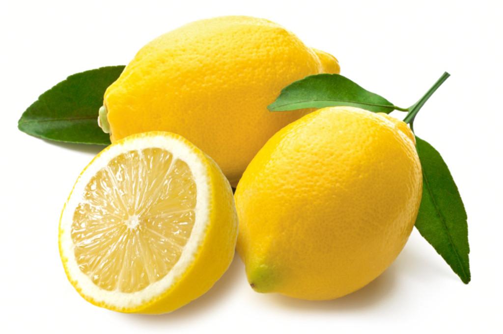 Lemon Body Oil