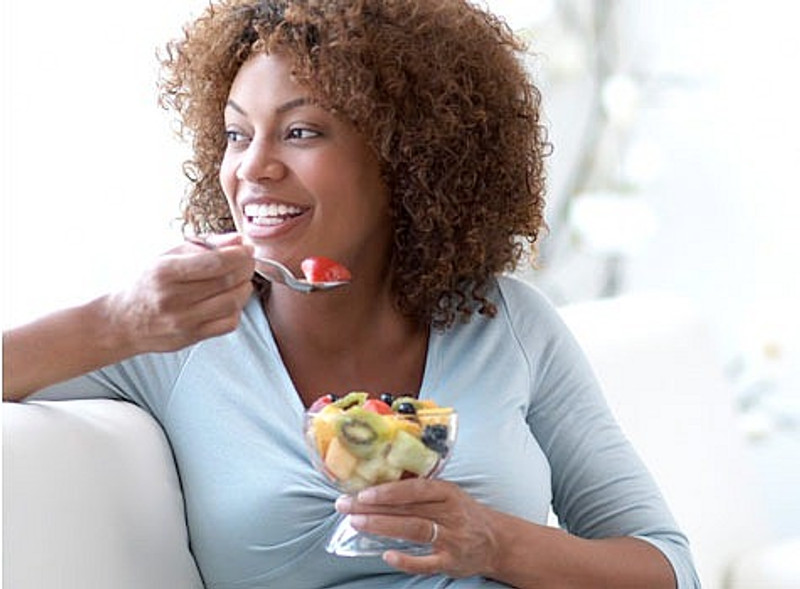 Can eating healthy grow your natural hair
