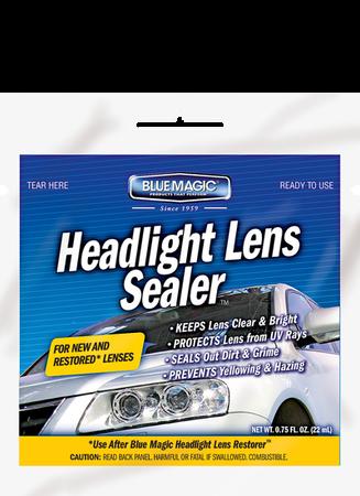 730PK | Headlight Lens Sealer