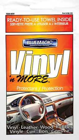 NA115 | Vinyl 'N' More Protectant Towelette