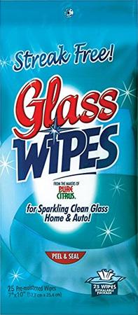 NA250   Glass Wipes