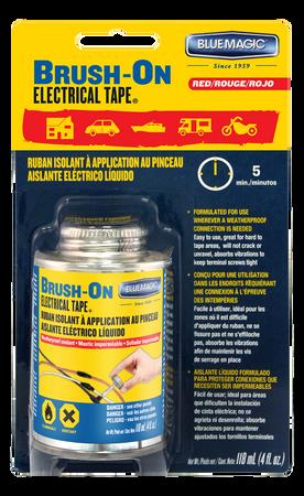 BOT58TRI   Brush On Electrical Tape-Red B/C