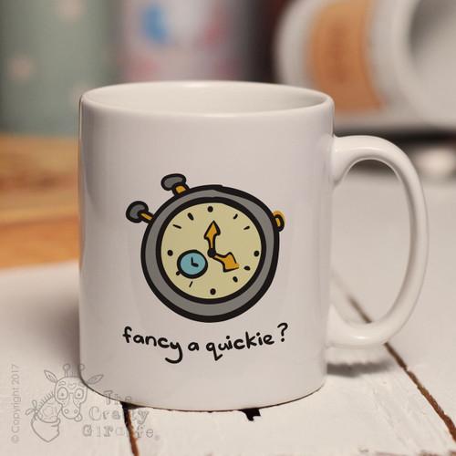 Fancy a quickie mug