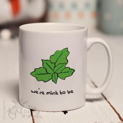 We're mint to be mug