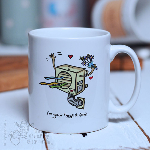 I'm your biggest fan mug