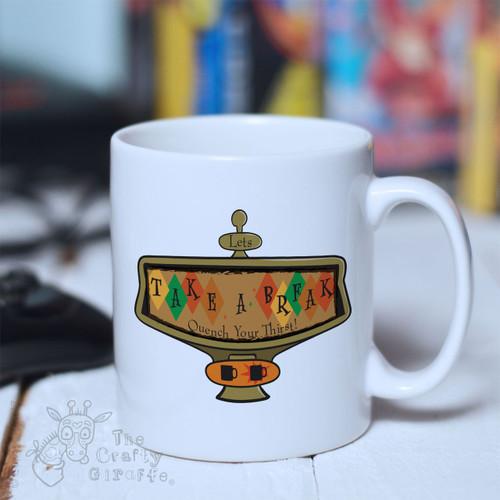 Let's take a break Mug