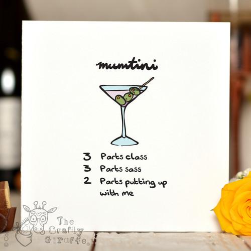 Mumtini Card