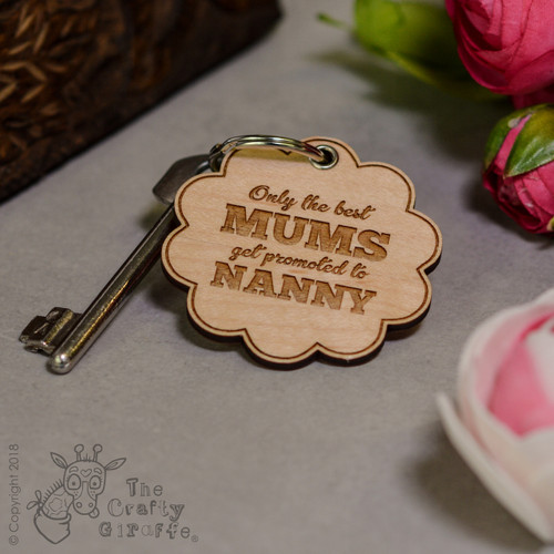 Personalised Only the best Keyring