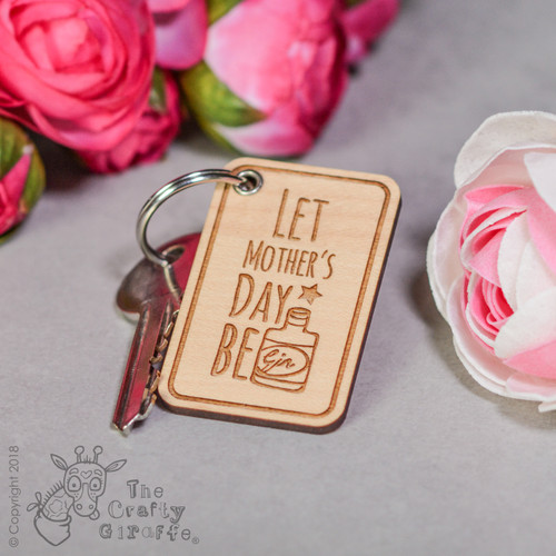 Let Mother's Day BeGIN Keyring