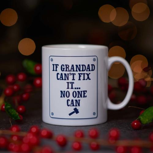Personalised Mug -  Fix it.