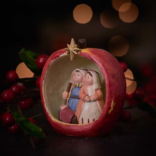 Nativity fruits mix - Apple