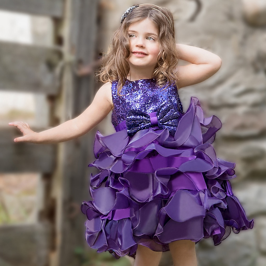 Matching Your Flower Girl Dress with Jewelry: