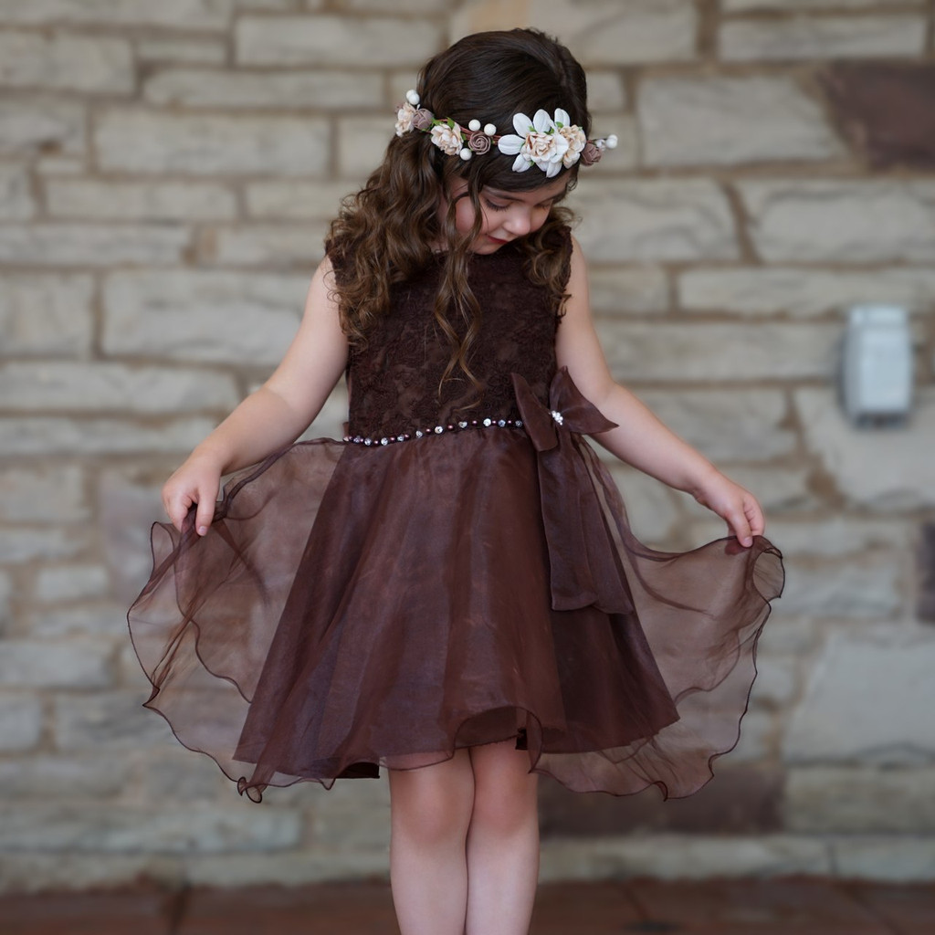 CHOOSING THE PERFECT OCCASION DRESS FOR LITTLE GIRLS