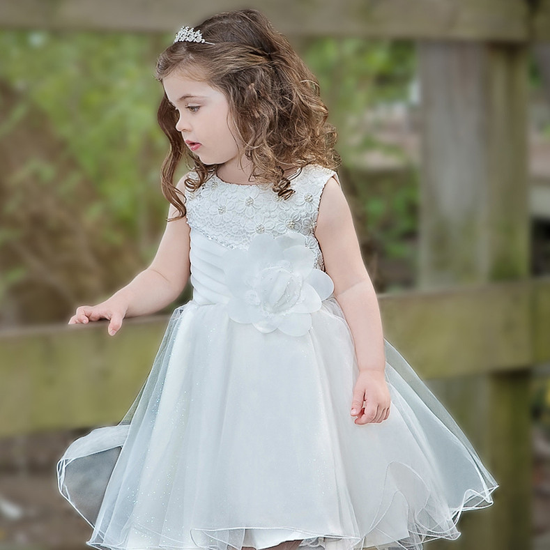 What to Look for in a Flower Girl Dress?