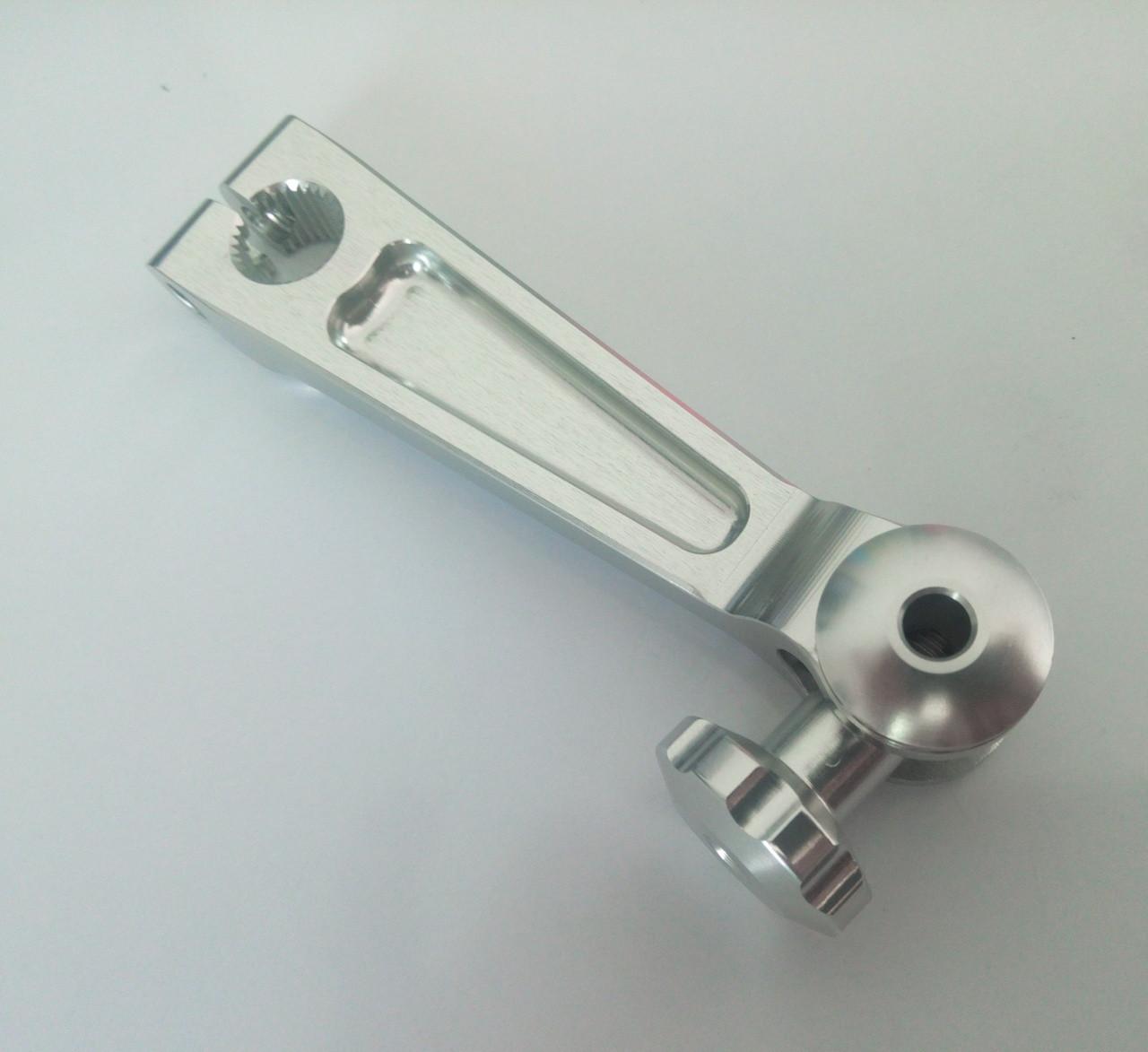 Rear Brake Actuating Lever CNC Machined Billet Alloy SR400 SR500
