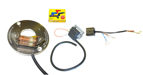 """TY125 TY175 Twin Shock """"Clubman"""" Electronic Ignition Kit"""