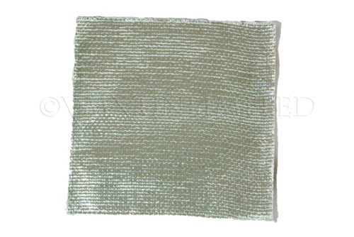 Side Panel Heat Protection Barrier, Aluminized, Self Adhesive