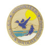 US Fish & Wildlife Volunteer Lapel Pin