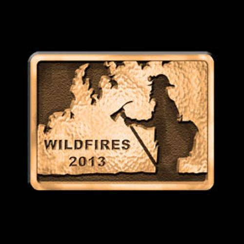 2013 Wildfires Buckle