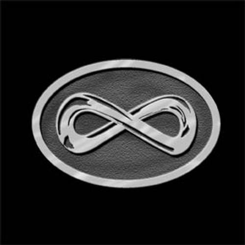 Infinity Symbol Buckle