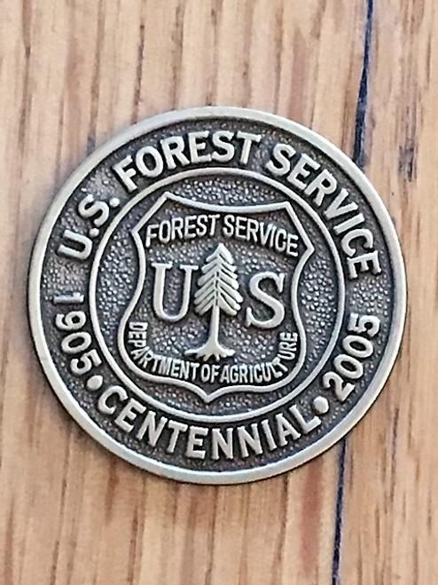 Forest Service 2005 Centennial Spur Set