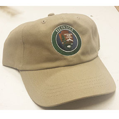 National Park Service Volunteer Khaki Cap