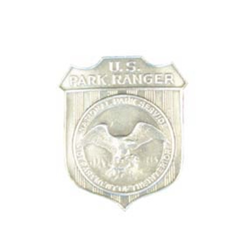 National Park Service Antique Replica Badge