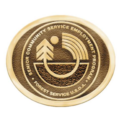 Senior Community Service Employment Program Buckle