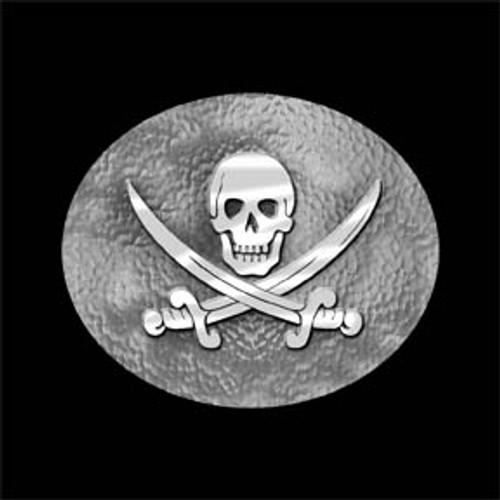 Jolly Roger Buckle